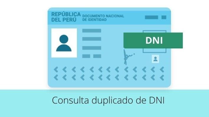 Consulta duplicado de DNI