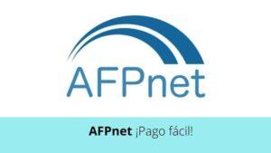 AFPnet ¿Qué es?