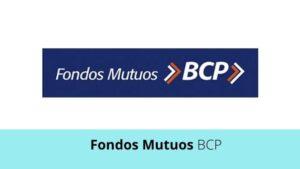 Fondos mutuos BCP