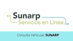 Consulta vehicular SUNARP