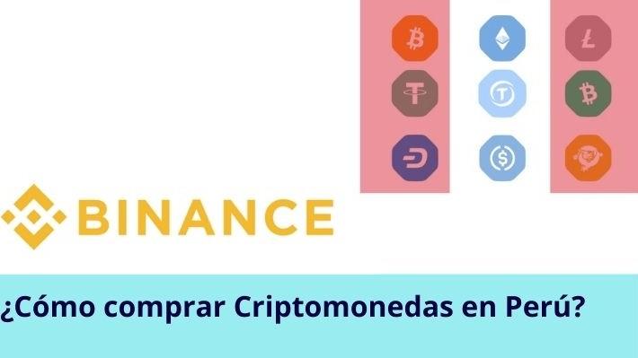 ¿Cómo comprar Criptomonedas en Perú?